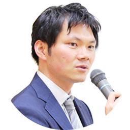 代表取締役社長の浅井裕喜の写真